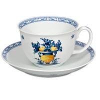 Vista Alegre Viana Breakfast Cup and Saucer