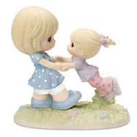 Precious Moments® Mom Swinging Girl Figurine