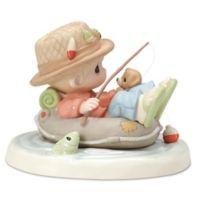 Precious Moments® Man Fishing Figurine