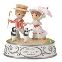"Precious Moments® Disney® Showcase ""When You Hold My Hand I So Feel Grand"" Music Box"