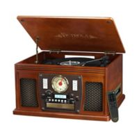 Victrola™ Nostalgic Classic 6-In-1 Bluetooth® Turntable in Mahogany