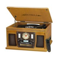 Victrola™ Nostalgic Classic 6-In-1 Bluetooth® Turntable in Oak