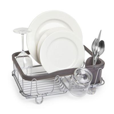 SINKIN Expandable Multiuse Sink Rack Charcoal