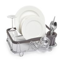SINKIN Expandable Multiuse Sink Rack charcoal