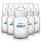 Philips Avent 9 oz. Anti-Colic 5-Pack Bottles in Clear
