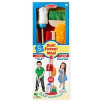 Melissa & Doug® 6-Piece Let's Play House™ Dust Sweep Mop