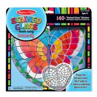 Melissa and Doug® Butterfly Stained Glass