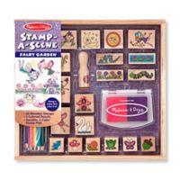 Melissa & Doug® Stamp-a-Scene Fairy Garden