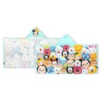 Disney® Tsum Tsum Stacks Hooded Bath Towel