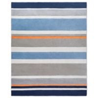Surya Brigitte 8-Foot x 10-Foot Area Rug in Sky Blue