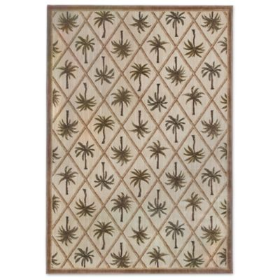 Oriental Weavers Palm 5 Foot 3 Inch X 7 Foot 6 Inch