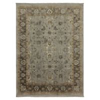 Mohawk Home Filmour 6-Foot 7-Inch Rug x 9-Foot Area Rug in Taupe