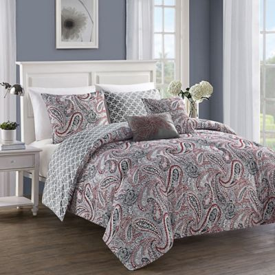 Buy Paisley Bedding Sets Comforters From Bed Bath Amp Beyond