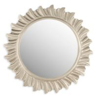 Safavieh By The Sea Mirror in Pewter