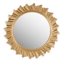 Safavieh By The Sea Mirror in Gold