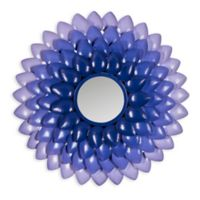 Safavieh Chrissy Mirror in Purple
