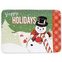 Certified International® Retro Christmas 16-Inch Rectangular Platter