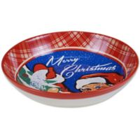 Certified International® Retro Christmas Serving/Pasta Bowl