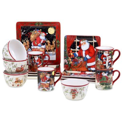 certified the night before christmas piece dinnerware set with gibson christmas dishes dinnerware sets  sc 1 st  thisnext.us & Gibson Christmas Dishes Dinnerware Sets. Great Gibson Elite Couture ...