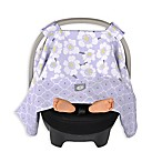 Balboa Baby® Car Seat Canopy in Lavender Poppy