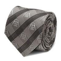 Star Wars™ Darth Vader Plaid Tie in Grey
