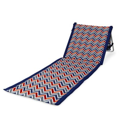 Picnic Time Beachcomber Portable Multi Colored Beach Mat
