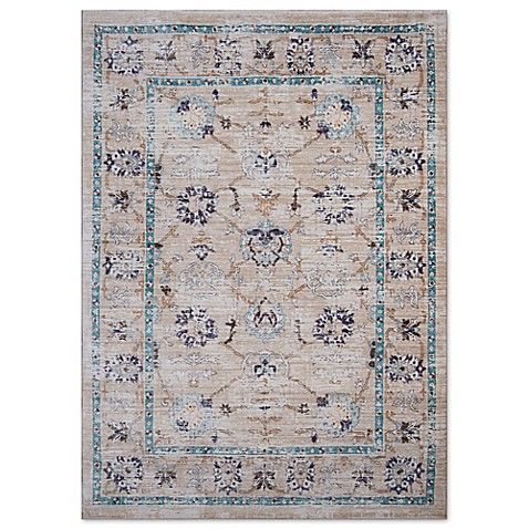 Home Dynamix Melville Area Rug In Cream Bed Bath Amp Beyond