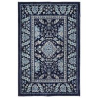 Mohawk Nepal 2-Foot 6-Inch x 4-Foot 10-Inch Accent Rug in Blue