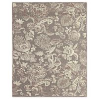 Feizy Penelope Floral 8-Foot 8-Inch x 12-Foot 7-Inch Indoor/Outdoor Rug in Grey