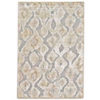 Feizy Penelope Zen 9-Foot 8-Inch x 12-Foot 7-Inch Indoor/Outdoor Rug in Grey