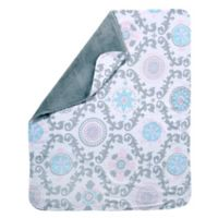 Pali™ Stella Crib Blanket in Blue