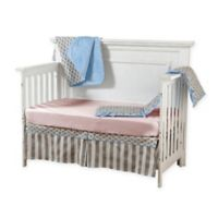 Pali™ Sogno 4-Piece Crib Bedding Set in Pink