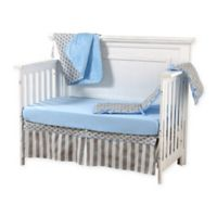 Pali™ Sogno 4-Piece Crib Bedding Set in Blue