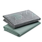 Graco® Pack 'n Play® 2-Pack Waterproof Sheets in Grey/Blue