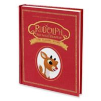 """Rudolph the Red-Nosed Reindeer: The Classic Story"" 50th Anniversary Edition by Thea Feldman"