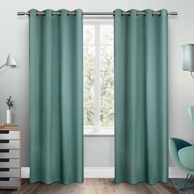 of panel unique grommet curtains inch window sheer curtain floral watercolor solange