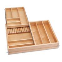 "Rev-A-Shelf® 27"" Tiered Cutlery Drawer System"