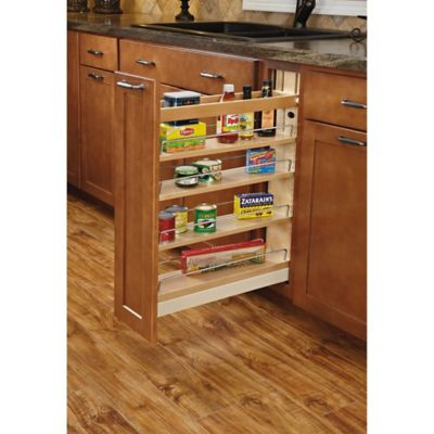 Rev A Shelf® 5 Inch Base Cabinet Organizer