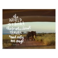 GreenBox Posters That Stick 18-Inch x 24-Inch World Book Wall Art