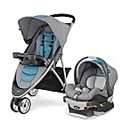 Chicco® Viaro Travel System in Coastal
