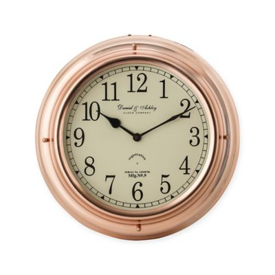 buy kitchen clocks from bed bath & beyond