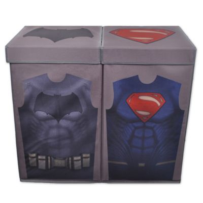 Buy clothes hampers from bed bath beyond - Batman laundry hamper ...