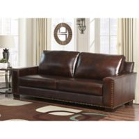 Abbyson Living® Beverly Sofa in Espresso