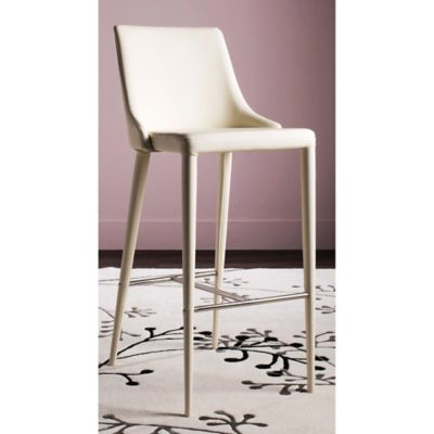 Buy Safavieh Garretson Barstools In Butter Cream Set Of 2