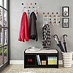Modway Multi-Colored Gumball Coat Rack