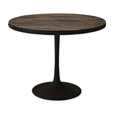 Modway Drive Dining Table In Brown