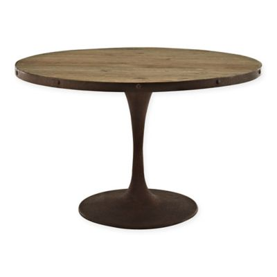 Buy 48 Inch Round Dining Table from Bed Bath Beyond