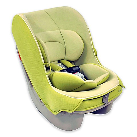 Combi Coccoro Convertible Car Seat in Key Lime Green - buybuy BABY
