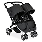 BRITAX 2016 B-Agile 3 Double Stroller in Black