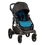 Baby Jogger® City Premier Stroller in Black/Teal